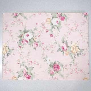 Floral Magnetic Memo Board