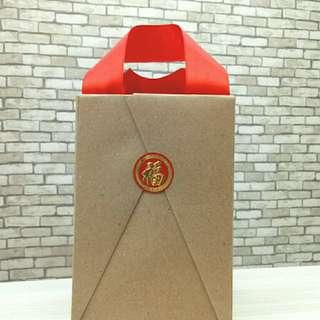 Mini Origami Paper Bag Imlek Size L