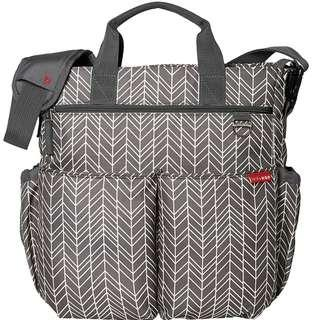 BN Skip Hop Duo Signature Diaper Bag