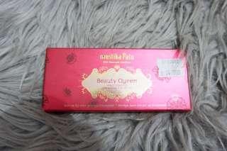 Mustika Ratu Beauty Queen Eyeshadow Blush On Highlighter #CNY2019