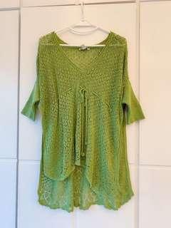 MNG knitted Tunic