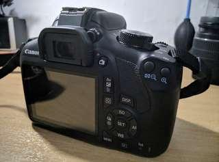Canon DLSR EOS1300D (2nd)