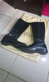 Genuine Leather Boots