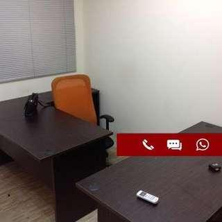 Entrepreneur Business Centre (Single Pax office)