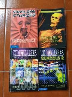 Nightmares/Ghosts stories