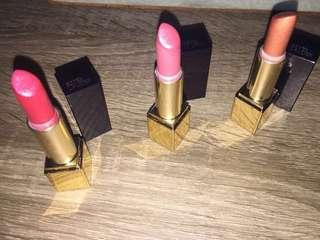 Estee Lauder Pure Color Lipsticks