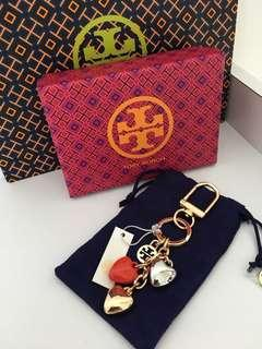 Tory Burch keychains brand new authentic no nego