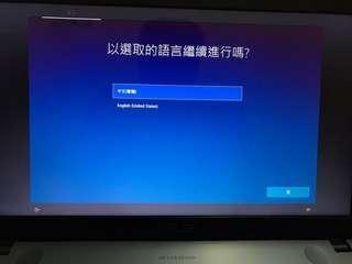 華碩筆記型電腦