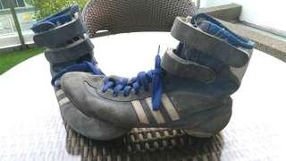 Adidas monza driving shoe vintage