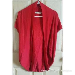 Short Sleeves cardigan