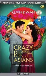 Ebook novel crazy rich asian