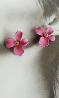 ANTING korea BUNGA PINK KEUNGUAN