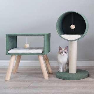 Cat Tree/cat Furniture- kitty Rack in stock