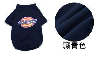 Dickies top for Dogs