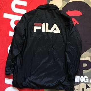 FILA COACHJACKET  (big logo)