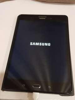 Samsung Tab A 8.0 with S-pen