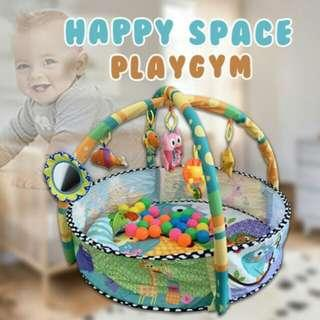 HAPPY SPACE PLAYGYM