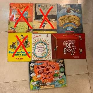 Various Picture Books
