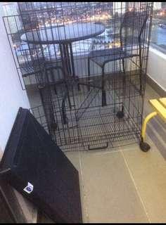 Cat Cage 🐈