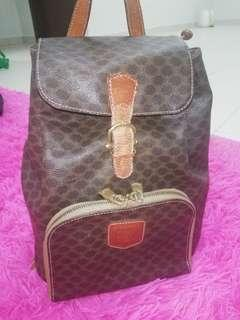 Celine Bagpack Authentic