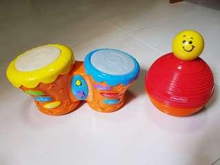 Baby Toys Bundle Sale (2 toys total)