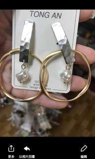 🚚 韓/耳環
