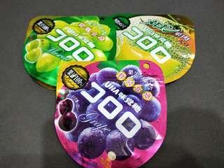🚚 日本糖果三包合售