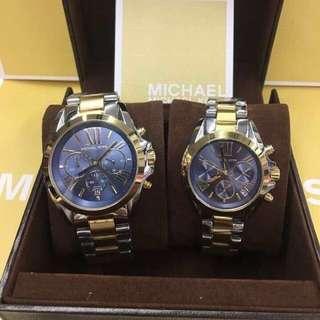 Couple Watch Michael Kors