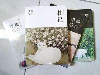 Cat Notebook Neko A5