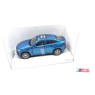 BMW X6M Miniature Toy Car (1:41)