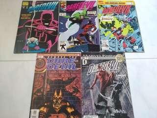 Daredevil Bundle (Marvel Comics)