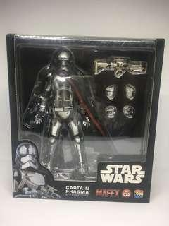 MAFEX Star Wars Captain Phasma