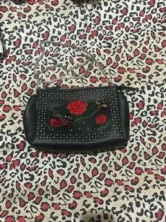 ZARA sling bag Medium size