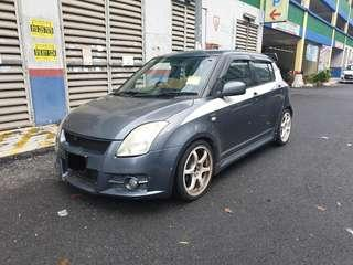 Suzuki Swift 1.5 (A) Full Loan