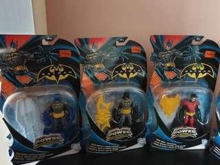 DC Direct Collectibles Batman Power Attack (Set of 6)