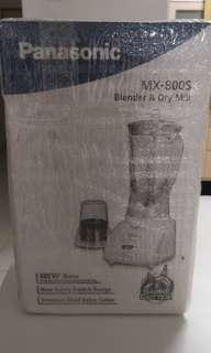 Panasonic MX800s Blender and Dry Mill 480w