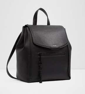 Authentic ALDO Stackpoole Backpack with magnetic snap