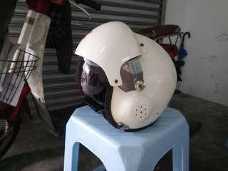Military Jet Pilot Helmet