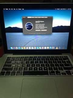 """mackbook pro 2012 13"""" i5"""