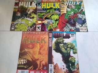 Hulk Bundle (Marvel Comics)