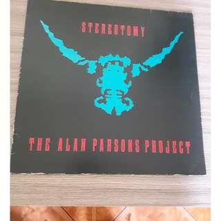 Alan Parsons Project - Stereotonomy (1985) LP, european pressing