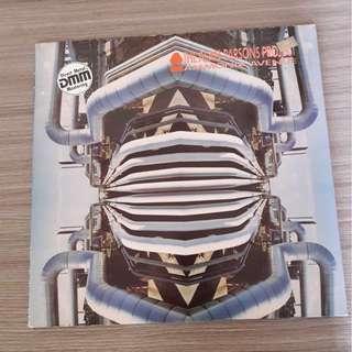 Alan Parsons Project - Ammonia Avenue (1984), LP european pressing
