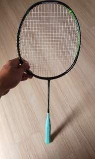 Li Ning Turbocharging N7ii Badminton Racket