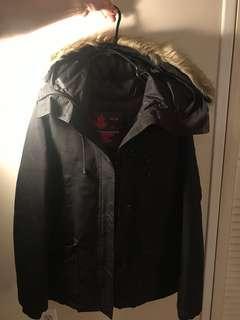 Medium winter coat