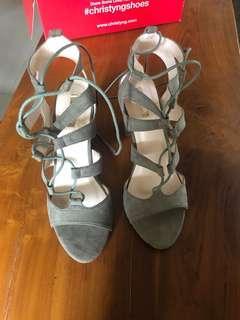 Mel & Molly Gladiator Heels