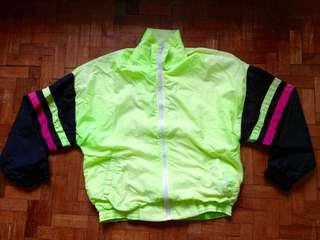 Vintage jacket wind breaker