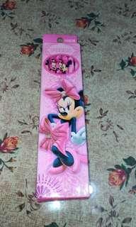 迪士尼12入木頭鉛筆