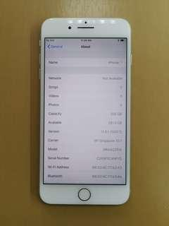 Only $515 IPhone 7 Plus 256gb Silver Preown