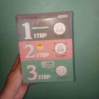 Remove blackheads 3 step kit