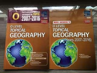 TYS Geography (Topical) & Answer Booklet